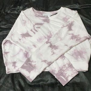 Victoria's Secret Tie Dye Sweats Size XL NWT